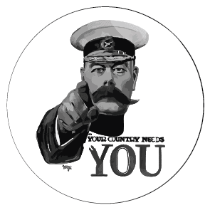 Coaching Feedback - xxxx needs YOU! poster