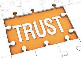 Jisaw puzzle - Trust