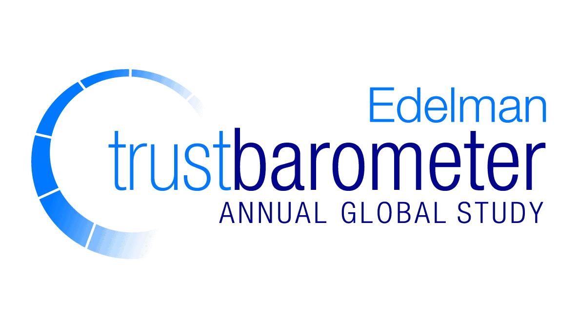 Edelman Trust Barometer Logo